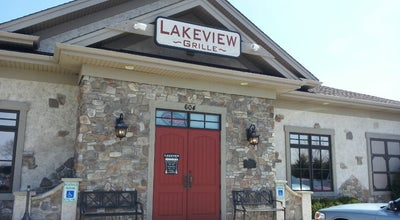 Photo of American Restaurant Lakeview Grille at 604 W Veterans Pkwy, Yorkville, IL 60560, United States