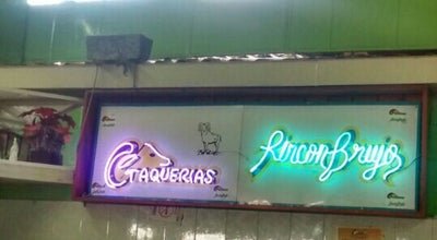 Photo of Taco Place El Rincon Brujo at Poza Rica, Mexico