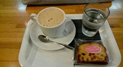 Photo of Cafe アンリーファルマン カフェバル at 並木2-4-1, 所沢市 359-0042, Japan