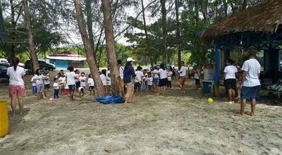 Photo of Beach Hamadi pantai at Hamadi, Jayapura, Indonesia