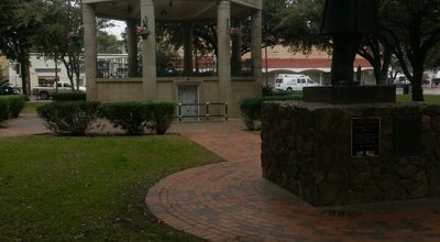 Photo of Park San Augustin Plaza at Downtown Laredo, Laredo, TX 78040, United States