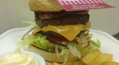 Photo of Burger Joint Deluxe Burger at Gentsestraat 45, Aalst 9300, Belgium