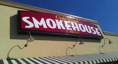 Photo of BBQ Joint Oakwood Smokehouse & Grill at 230 Citrus Tower Blvd, Clermont, FL 34711, United States