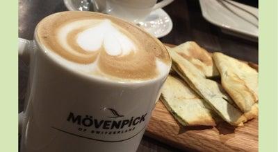 Photo of Cafe 莫凡彼咖啡館 南崁台茂店 Mövenpick Cafe at 南崁路一段112號, 蘆竹鄉 338, Taiwan