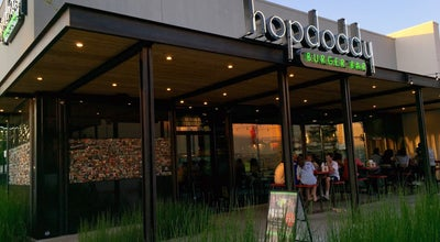 Photo of Burger Joint Hopdoddy Burger Bar at 5100 Belt Line Road,, Addison, TX 75254, United States