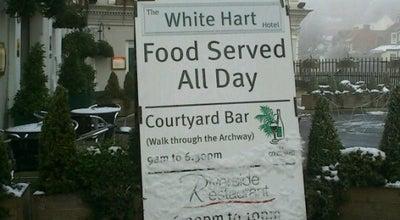 Photo of Hotel Bar Courtyard Bar at The White Hart Hotel, 1-5 High St., Boston PE21 8SH, United Kingdom