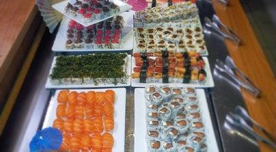 Photo of Sushi Restaurant Banzai Sushi House at Av. Manoel Goulart, Presidente Prudente, Brazil