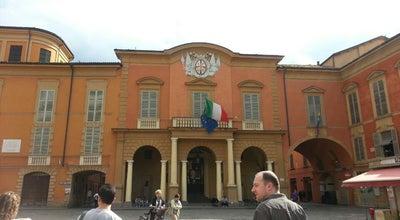 Photo of Art Gallery Museo del Tricolore at Piazza Prampolini, Reggio Emilia 42121, Italy