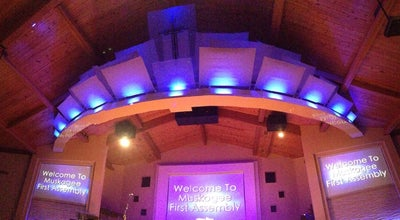 Photo of Church Muskogee First Assembly Of God at 3100 Gulick St, Muskogee, OK 74403, United States