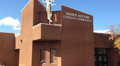 Photo of Church Risen Savior Catholic Community at 7701 Wyoming Blvd Ne, Albuquerque, NM 87109, United States