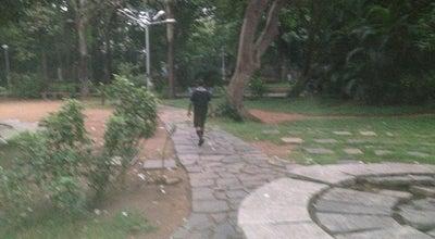 Photo of Park Nageshwara Rao Park at Luz Church Rd., Chennai, India