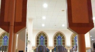 Photo of Mosque Masjid Jamek Al-Imam Al-Ghazali at Jalan Taman Bukit Maluri, Bandar Menjalara, Kepong 52100, Malaysia