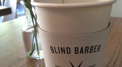 Photo of Coffee Shop Blind Barber at 524 Lorimer St, Brooklyn, NY 11211, United States