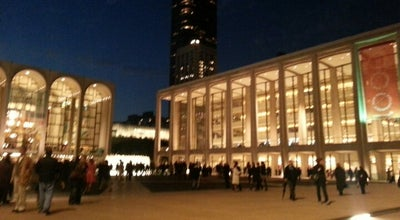 Photo of Concert Hall David Geffen Hall at 10 Lincoln Center Plz, New York, NY 10023, United States