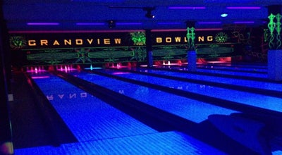 Photo of Bowling Alley Grandview Lanes at 2195 Commercial Drive, Vancouver, Ca, Canada