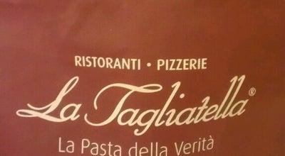 Photo of Italian Restaurant La Tagliatella at C. Calderón, 2-4, Sabadell 08201, Spain