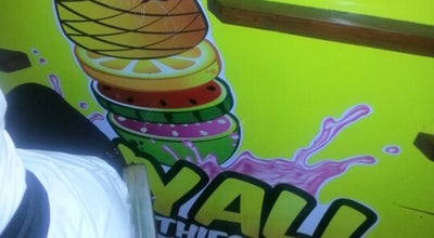 Photo of Food Truck K'Yali Smoothies at La Savane, Fort-de-France 97200, Martinique