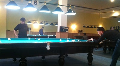 "Photo of Pool Hall Бильярдная ""Онтарио"" at Нижний Джал 23, Бишкек, Kyrgyzstan"