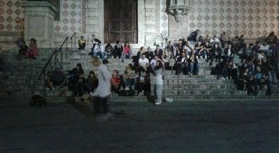 Photo of Historic Site Scalette del Duomo at Piazza Iv Novembre, Perugia, Italy