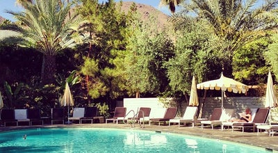 Photo of Pool Le Parker Adult Pool at Palm Springs, CA, United States