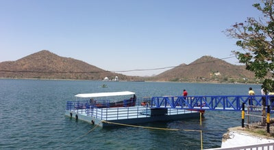 Photo of Lake Fatehsagar Lake at Nr. Moti Magri, Udaipur 313001, India