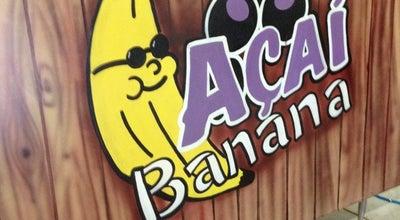 Photo of Dessert Shop Açaí Banana at Anhanguera, Itumbiara, Brazil