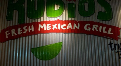 Photo of Mexican Restaurant Rubio's at 14148 Us Highway 395 #c, Adelanto, CA 92301, United States