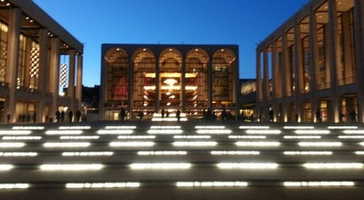 Photo of Other Venue Lincoln Center For The Performing Arts at 140 W 65th St, New York, NY 10023