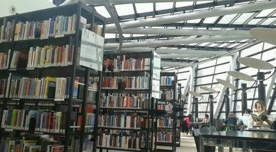 Photo of Library Stadt- und Landesbibliothek Dortmund at Max-von-der-grün-platz 1-3, Dortmund 44137, Germany