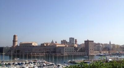Photo of Hotel Novotel Marseille Vieux Port at 36 Boulevard Charles Livon, Marseille 13007, France