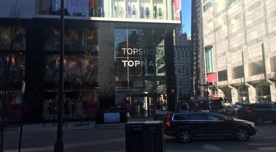 Photo of Men's Store Topman at 830 N Michigan Ave, Chicago, IL 60611, United States