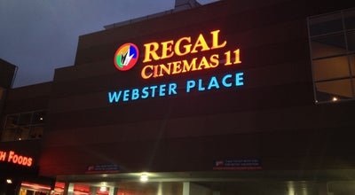 Photo of Movie Theater Regal Cinemas Webster Place 11 at 1471 W Webster Ave, Chicago, IL 60614, United States