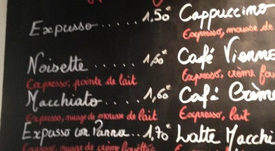 Photo of Coffee Shop VerdeNero at 24 Rue Des Ayres, Bordeaux 33000, France