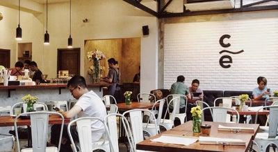 Photo of Coffee Shop Caturra~Espresso at Jl. Anjasmoro No. 32, Surabaya, Indonesia