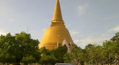 Photo of Buddhist Temple พระร่วงโรจนฤทธิ์ at วัดพระปฐมเจดีย์, Thailand