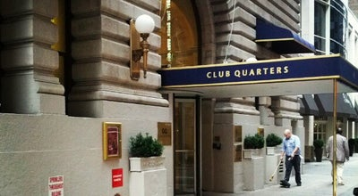 Photo of Hotel Club Quarters Hotel, opp Rockefeller Center at 25 W 51st St, New York, NY 10019, United States