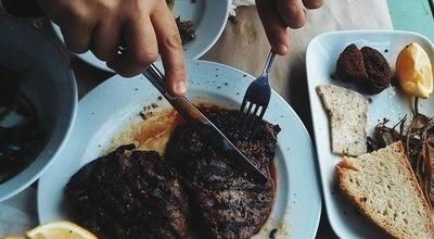 Photo of Mediterranean Restaurant Σεϋχέλλες at Κεραμεικού 49, Αθήνα 104 36, Greece