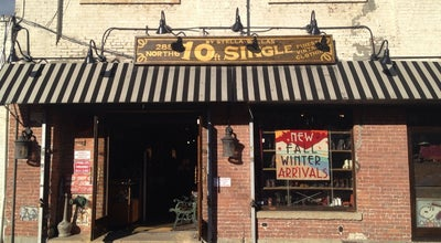 Photo of Thrift / Vintage Store 10 ft. Single by Stella Dallas at 285 N 6th St, Brooklyn, NY 11211, United States