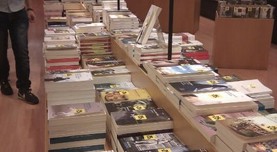 Photo of Bookstore La Feltrinelli Libri e Musica at Viale Guglielmo Marconi, 190, Roma 00146, Italy