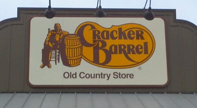 Photo of American Restaurant Cracker Barrel Old Country Store at 2255 Sharon Rd I-75 & Sharon Road, Sharonville, OH 45241, United States