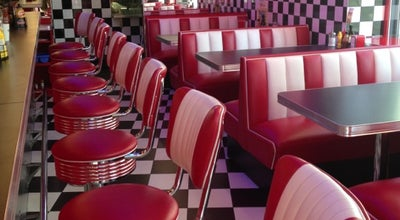Photo of Burger Joint Franky's Diner at 10 Rue De Molsheim, Strasbourg 67200, France