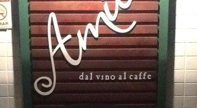 Photo of Cafe Amicci Dal Vino Al Caffè at Av. Alfredo Ignácio Nogueira Penido, 335, São José dos Campos, Brazil