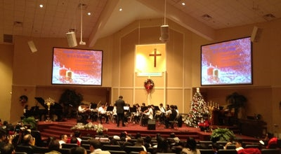 Photo of Church Atlanta Chinese Christian Church (North) at 5055 Morton Rd, Alpharetta, GA 30022, United States