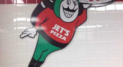 Photo of Pizza Place Jet's Pizza at 11032 Olive Blvd, Creve Coeur, MO 63141, United States