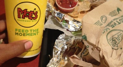 Photo of Burrito Place Moe's Southwest Grill at 641 Farmington Plaza, Bristol, CT 06010, United States