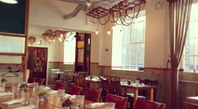Photo of Restaurant Tanner & Co at 50 Bermondsey St, London SE1 3UD, United Kingdom