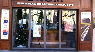 Photo of Ice Cream Shop Grom at Piazza San Secondo, 11, Asti 14100, Italy