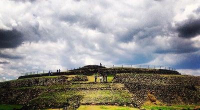 Photo of Historic Site Zona Arqueológica de Cuicuilco at Insurgentes Sur, Tlalpan 14030, Mexico