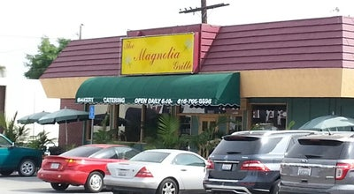 Photo of Diner Magnolia Grille at 10530 Magnolia Blvd, North Hollywood, CA 91601, United States