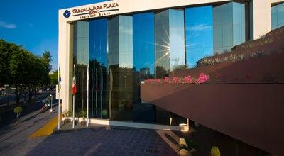 Photo of Hotel Guadalajara Plaza Expo Business Class at Av Mariano Otero 3261, Guadalajara 44550, Mexico